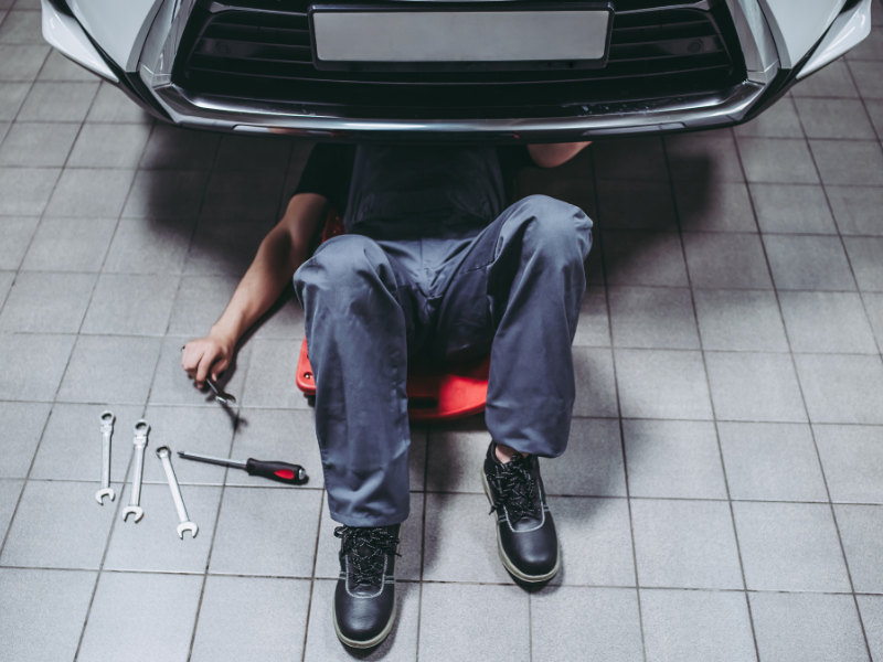 Automotive Service Does Not Have to Ruin Your Day