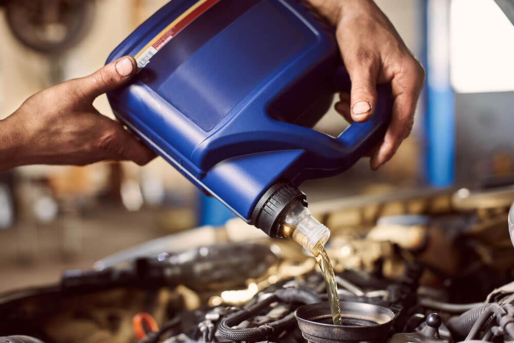 Let's Talk About Oil Changes and Your Automobile